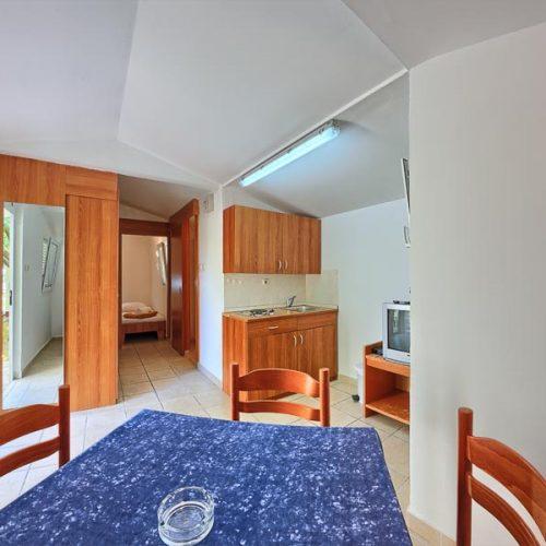 Accommodation Tourist village RESNIK Hotel Bungalow