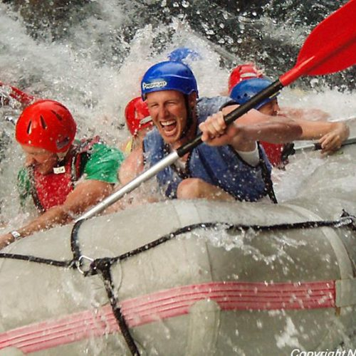 Split Rafting adventure tour river Cetina