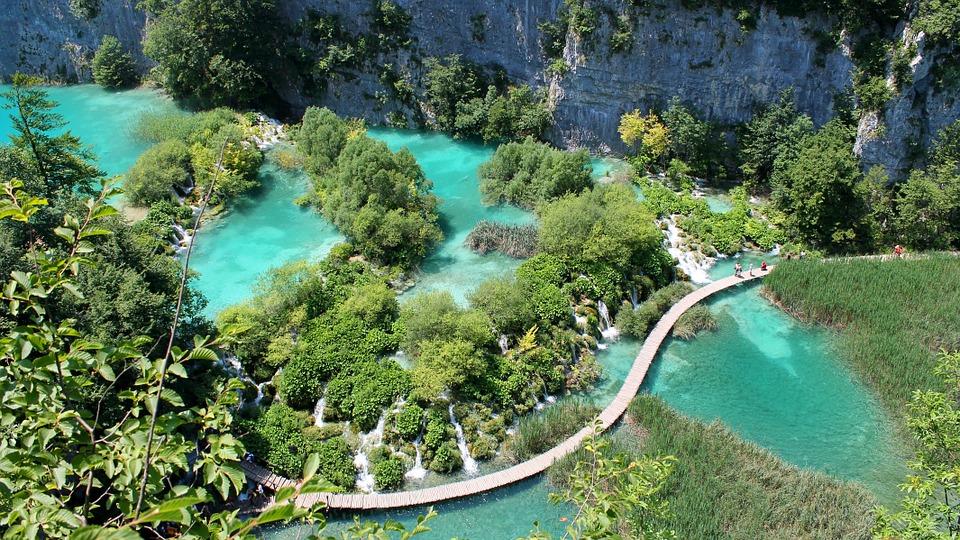 National park Plitvice Lakes Tour Split