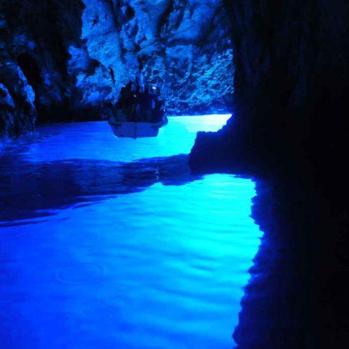 Blue Cave speedboat tour Hvar One day escape
