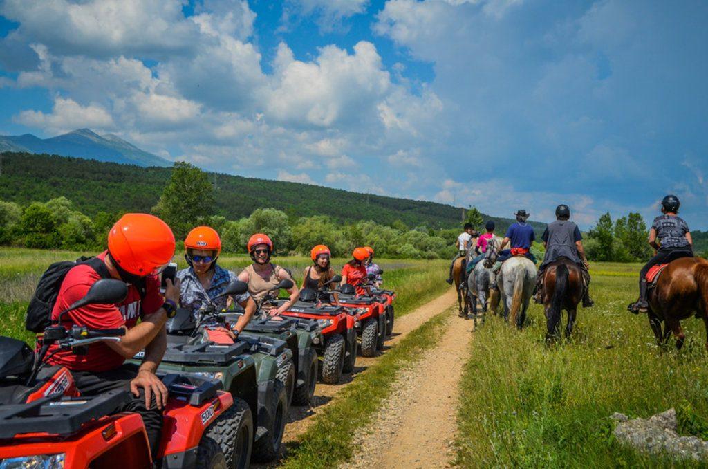 Split Quad tour Adrenaline ATV Safari