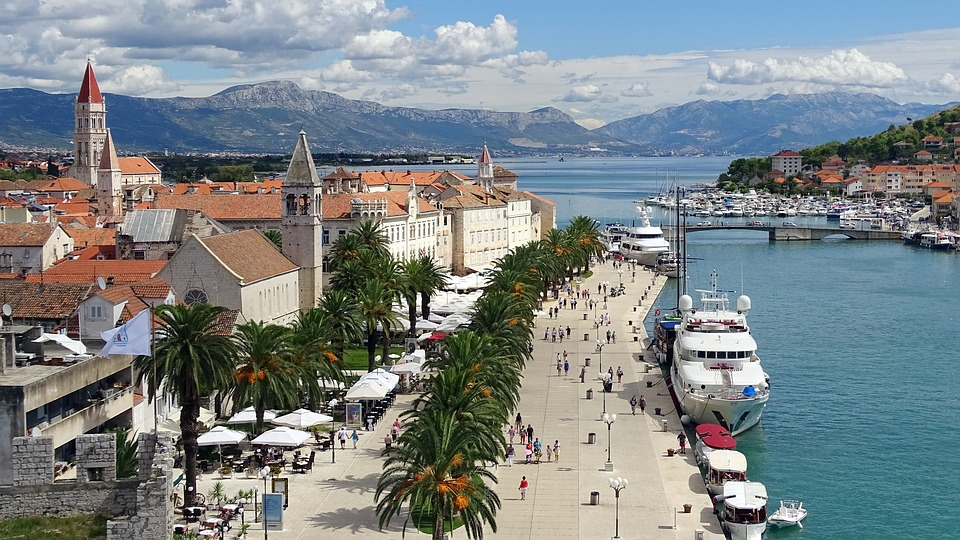 Best Historical town Trogir walking tour