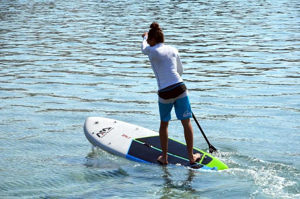 Standup Paddle Split SUP Split adventure