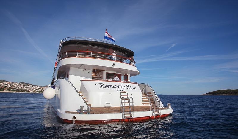 Krstarenje Zadar brodovima Princes Aloha Romantic Star