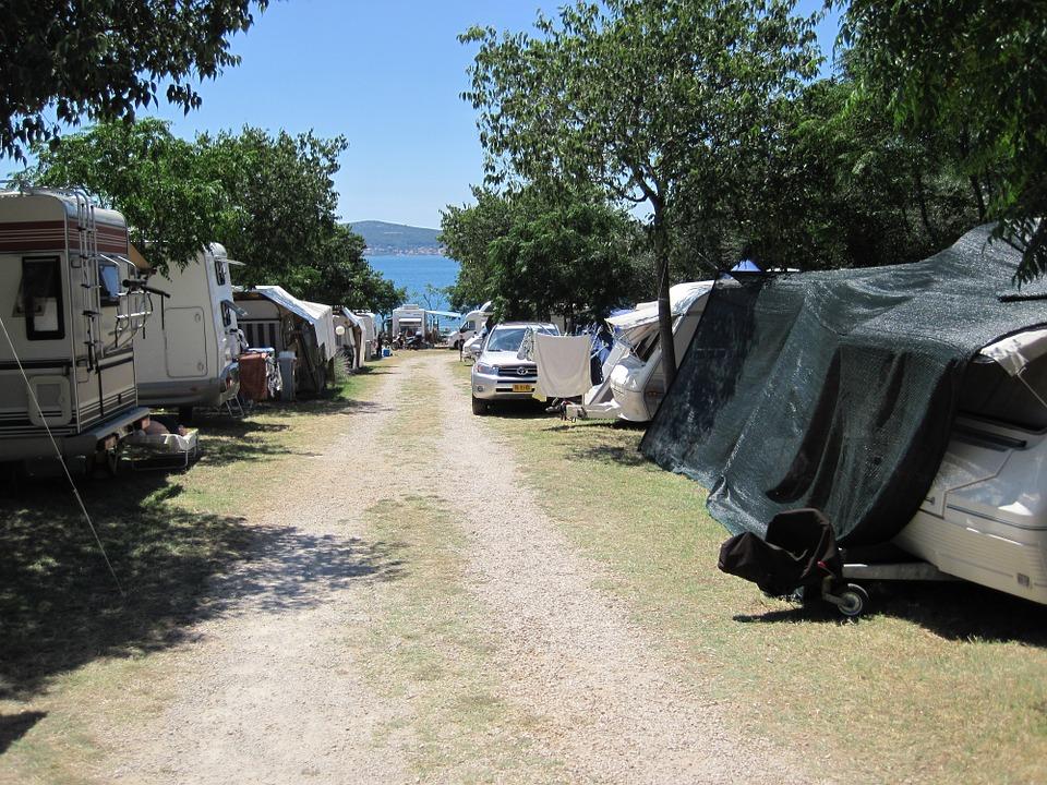 Hrvatska Dalmacija Split Najbolji kampovi