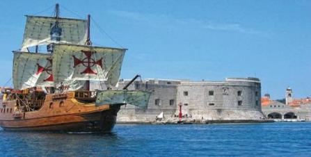 Najam Galijuna Tirena 2018 Dubrovnik