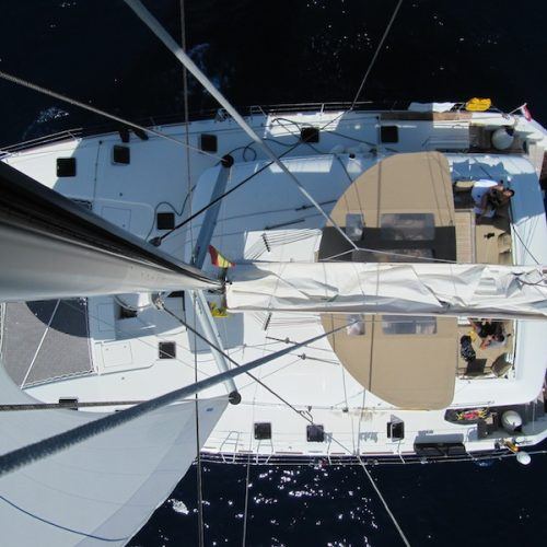 Catamaran Lagoon 560 ARCTIC QUEEN
