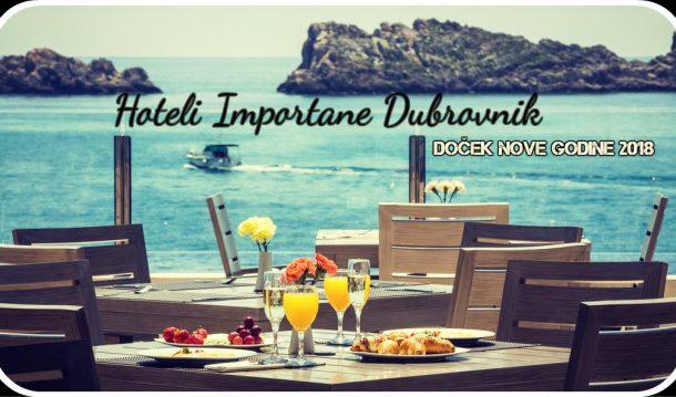Hoteli Importane Dubrovnik