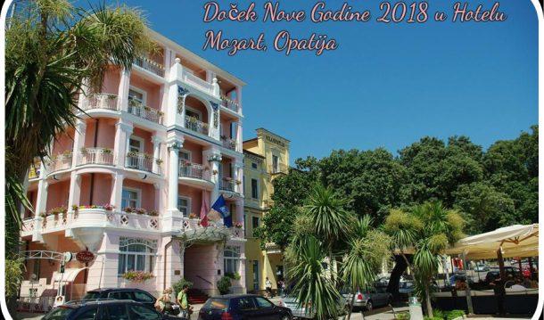 Hotel Mozart Opatija Nova Godina 2018