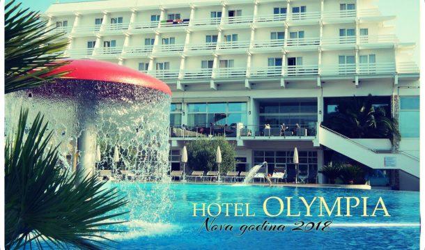 Hotel Olympia Vodice Nova godina 2018