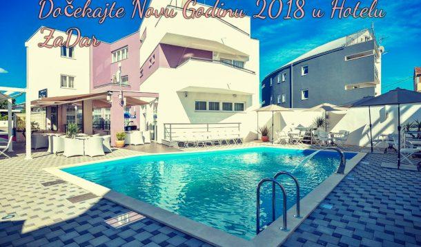 Nova Godina 2018 hotel Zadar