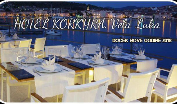 Hotel Korkyra, Korčula