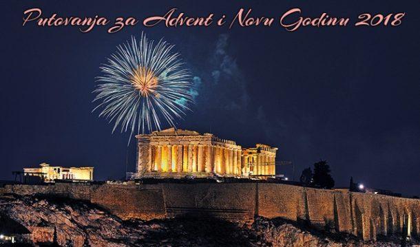 Putovanja za Avent i Novu Godinu 2018