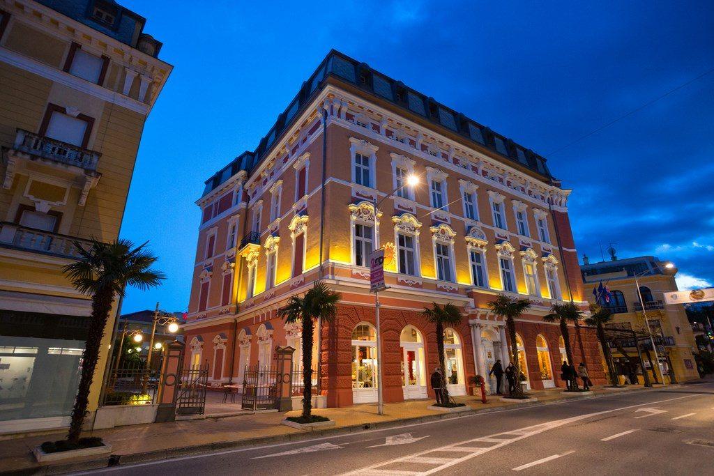 Doček Nove 2018 Hoteli Agava Le Jardin Continental