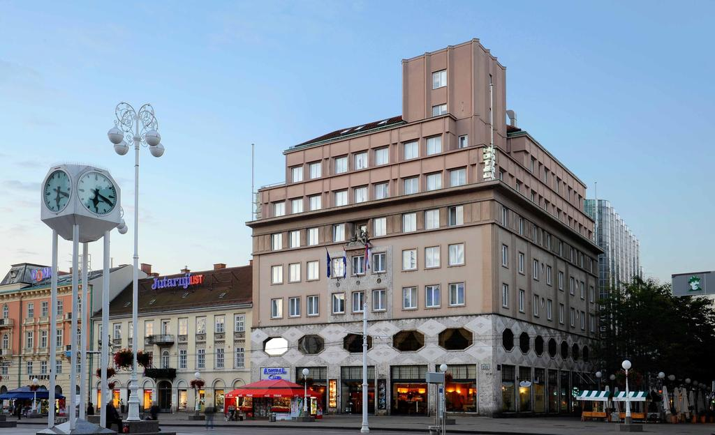 Doček Nove 2018 Hotel Dubrovnik Zagreb