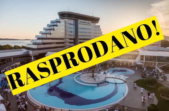 Doček Nove Godine 2018 Hotel Olympia Vodice