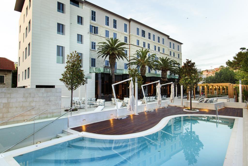 Doček Nove Godine 2018 Hotel Park Split