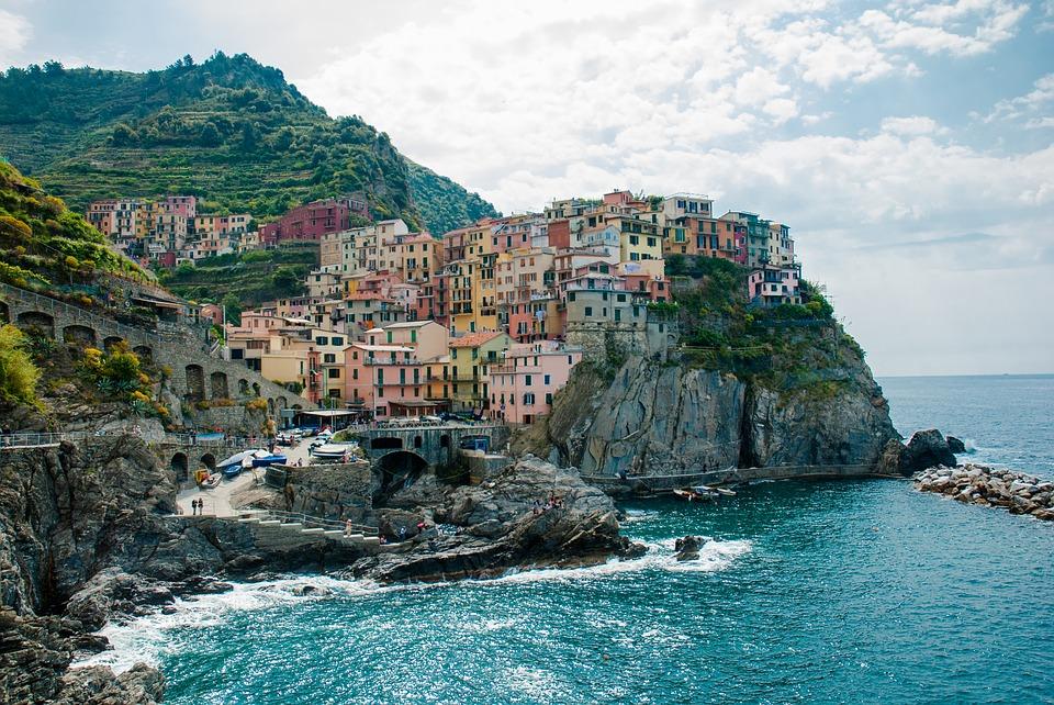 Putovanje Cinque Terre Elba Ligurska obala 2018