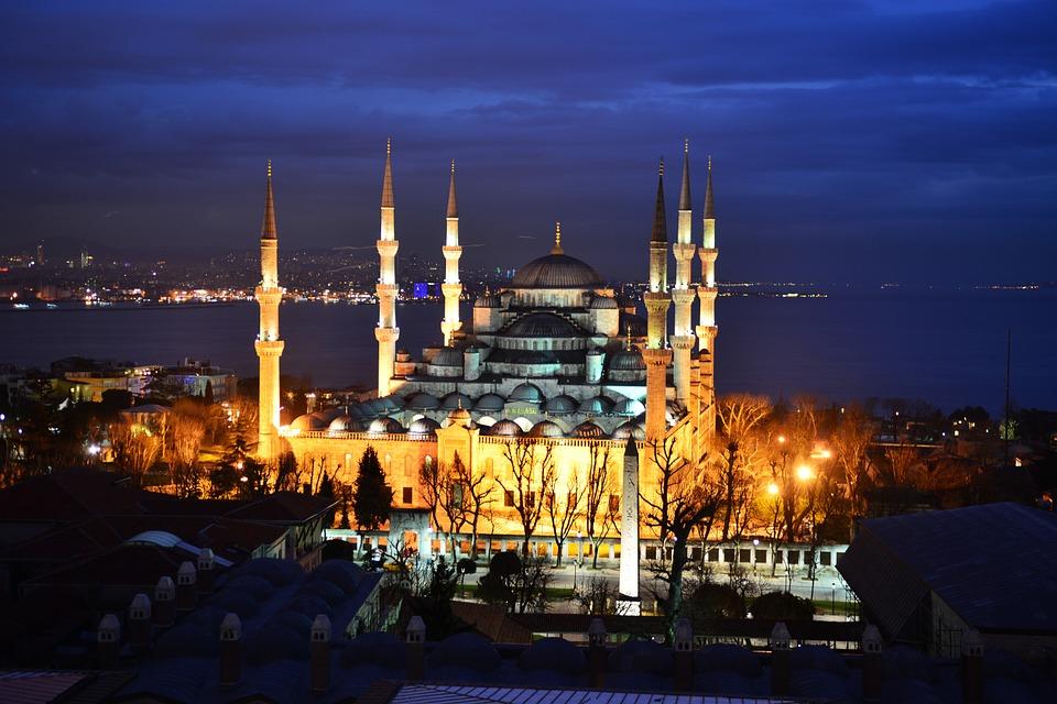Putovanje Istanbul iz Zagreba 2018
