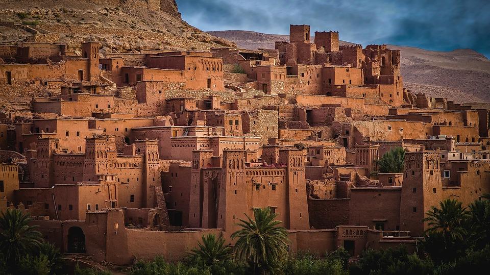 Putovanje Morocco iz Splita avionom 2018