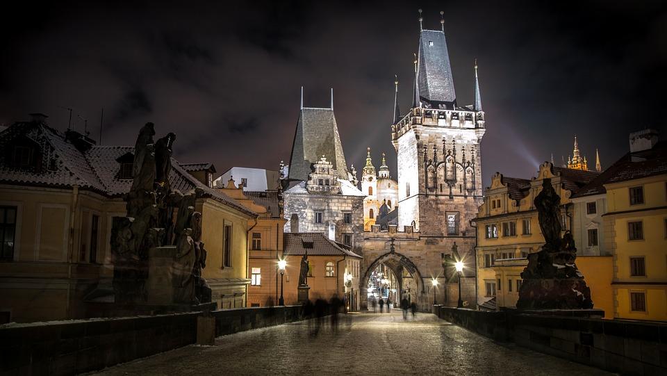 Putovanje Beč Prag Bratislava iz Zagreba 2018