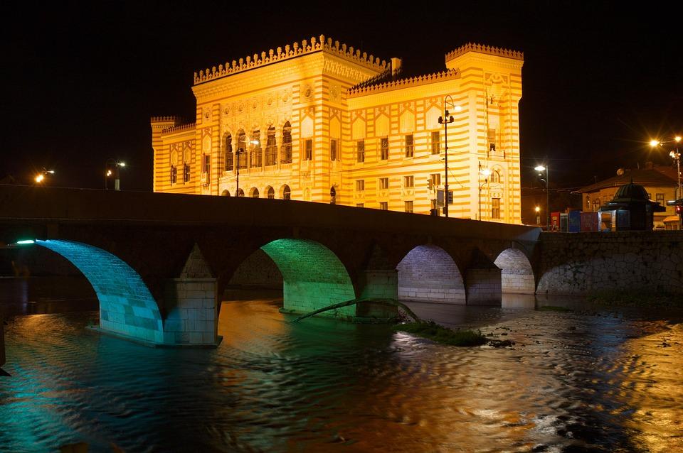 Nova Godina Sarajevo 2019 iz Zagreba