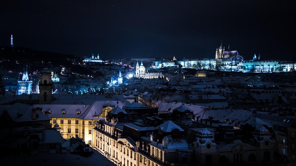 Zimsko putovanje Prag iz Zagreba 2019