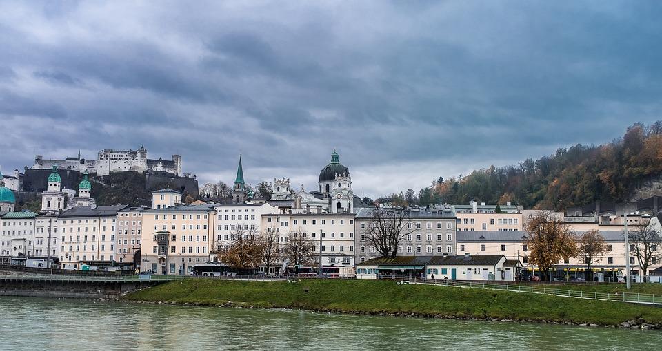 Advent Salzburg Austrijska Jezera Bavarska iz Zagreba 2018
