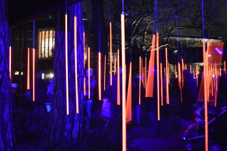 Amsterdam festival svjetlosti Advent iz Zagreba 2018
