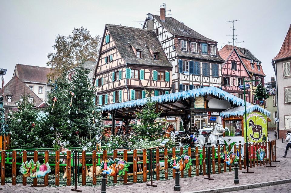 Advent Colmar Strasbourg iz Zagreba 2018