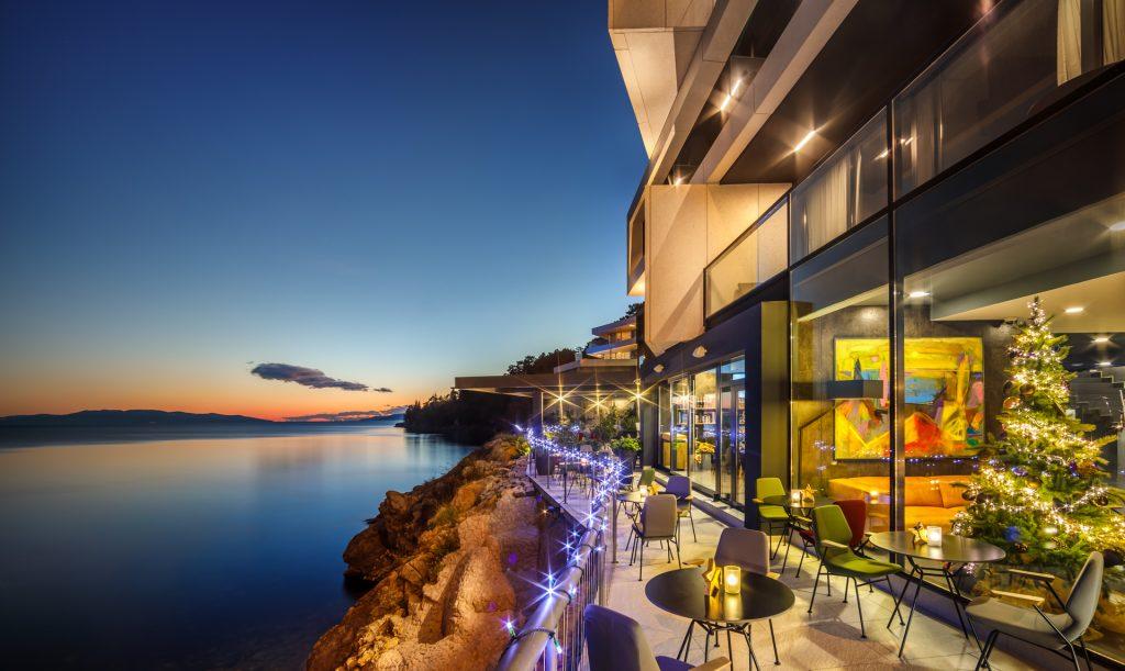 Doček Nove 2019 Hotel Navis Opatija