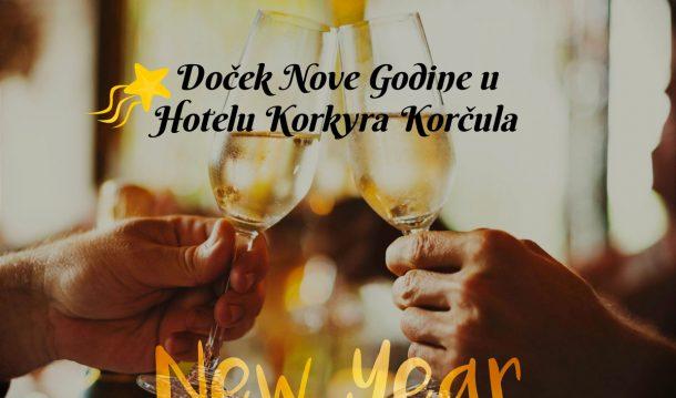 Doček Nove Hotel Korkyra Korčula