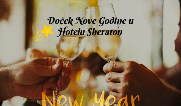 Doček Nove Hotel Sheraton