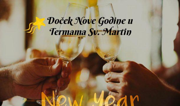 Doček Nove Terme Sv. Martin