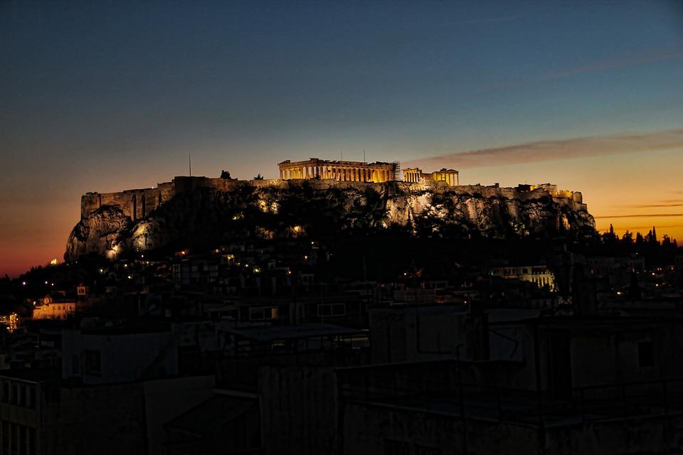Putovanje Atena za Novu Godinu 2019 iz Zagreba