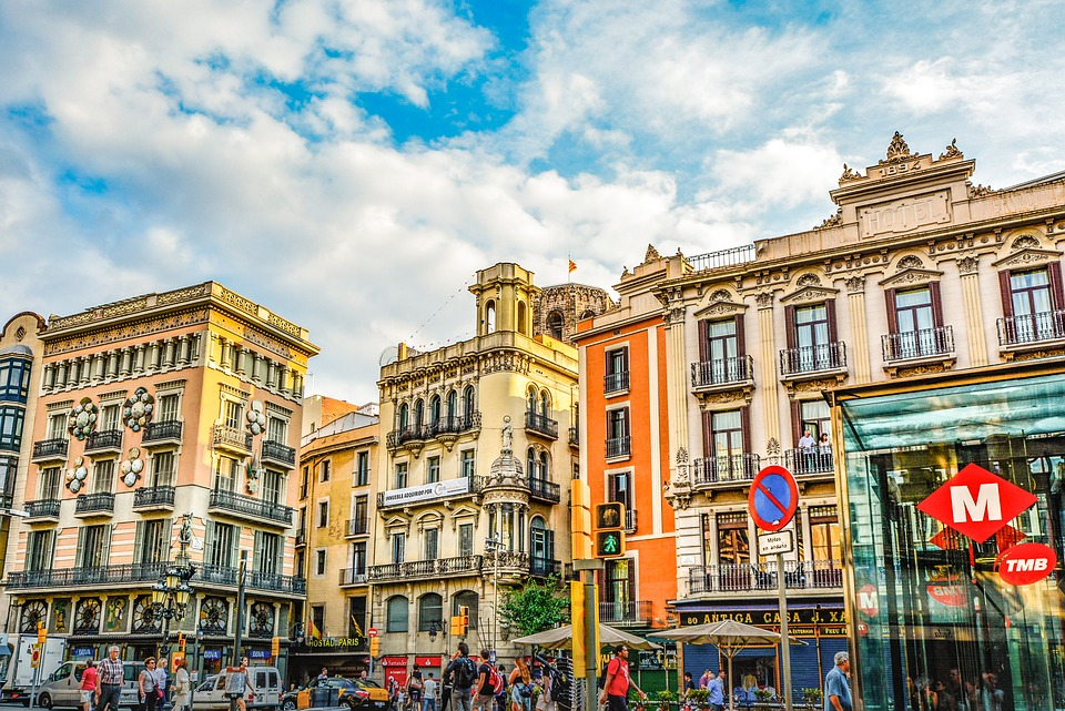 Nova Godina Barcelona 2019 iz Zagreba