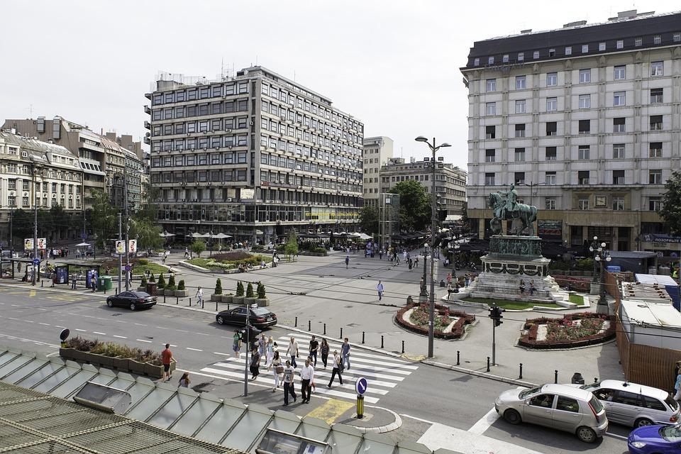 Beograd Nova Godina 2019 iz Zagreba