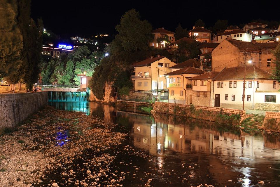 Doček Nove Godine Sarajevo iz Zagreba 2019