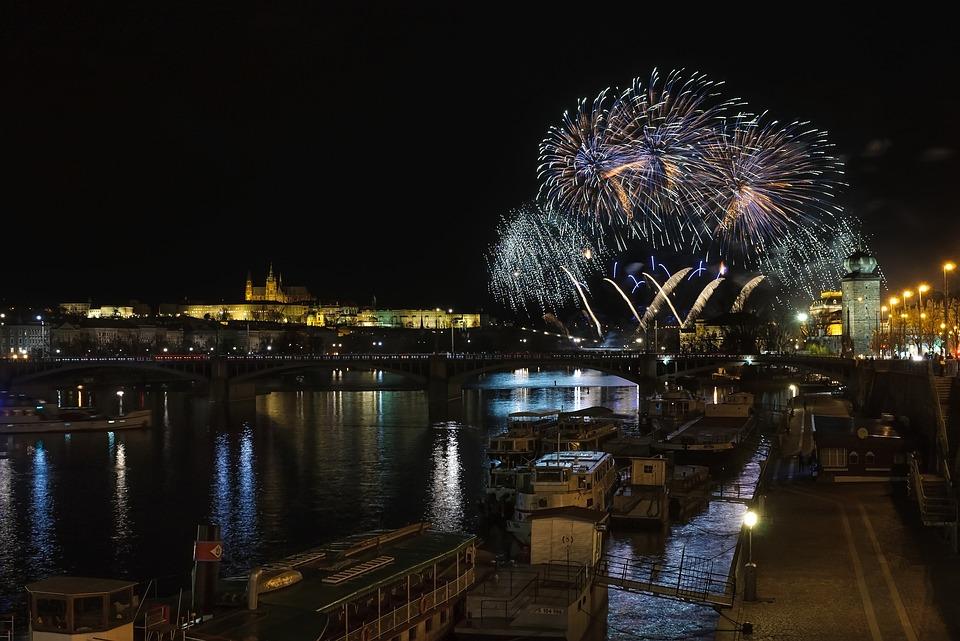 Putovanje Prag Beč Bratislava za Novu Godinu iz Zagreba 2019