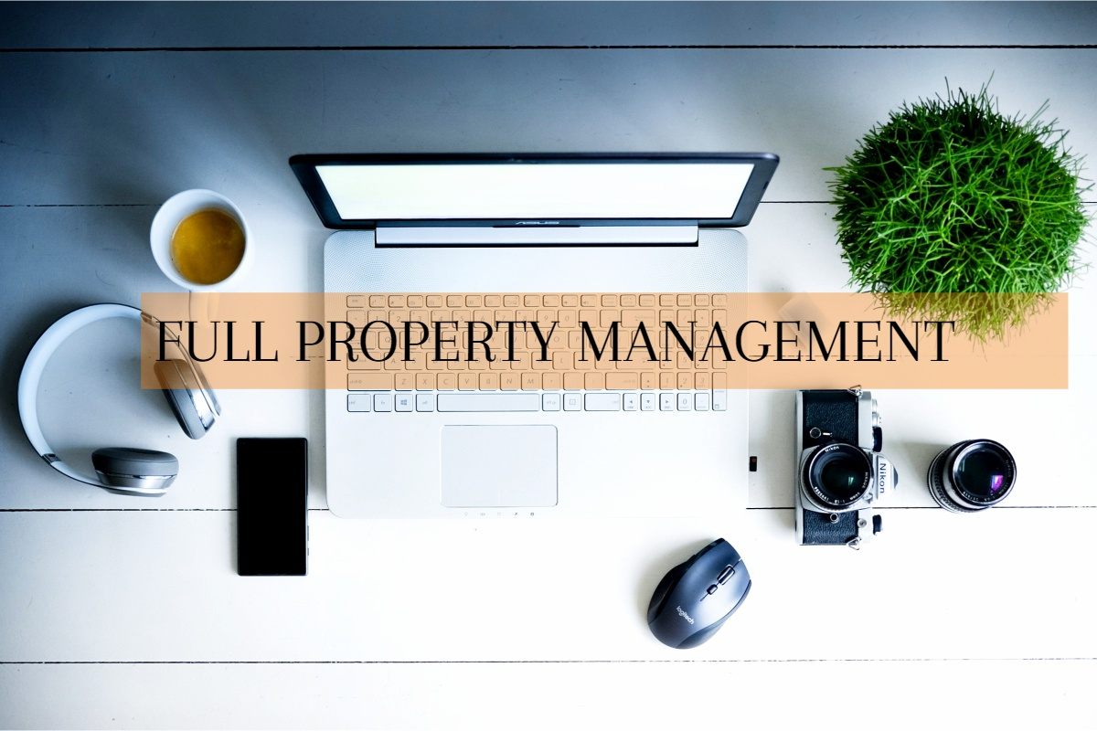 FULL PROPERTY MANAGEMENT SPLIT
