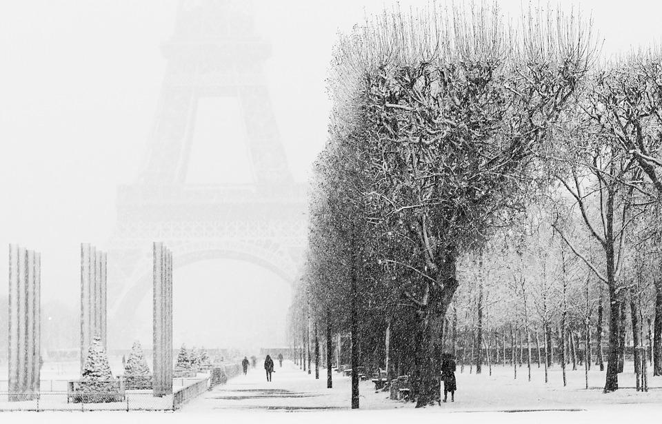 Putovanje Pariz za Zimske praznike 2019
