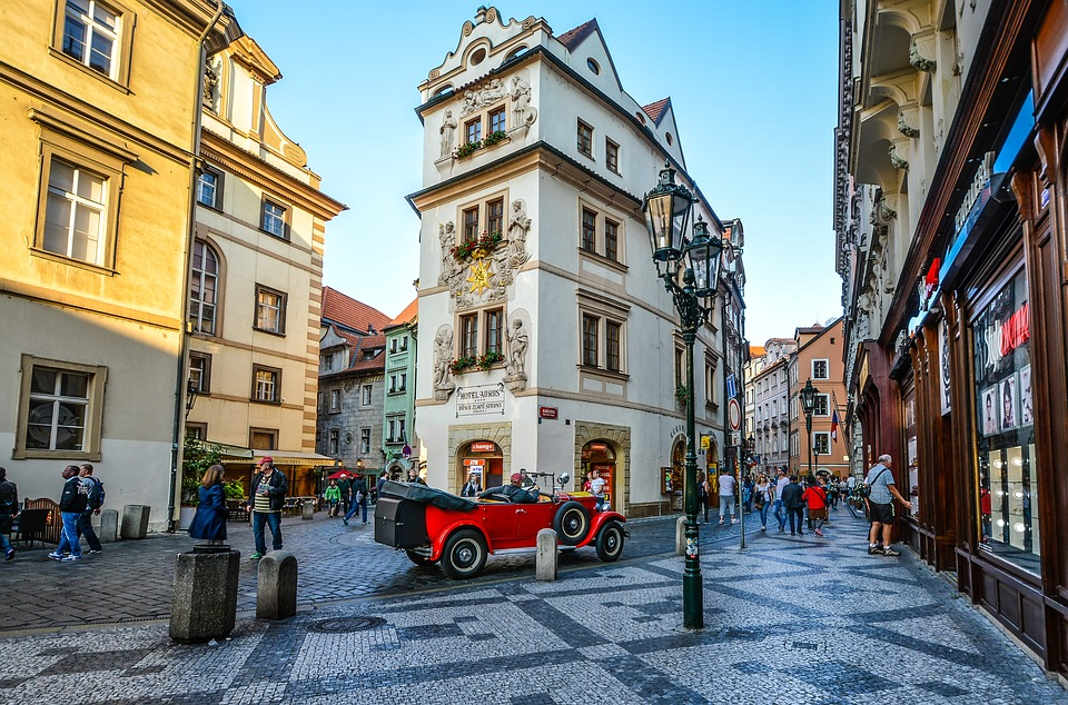 Putovanje Beč Bratislava Prag iz Zagreba 2019