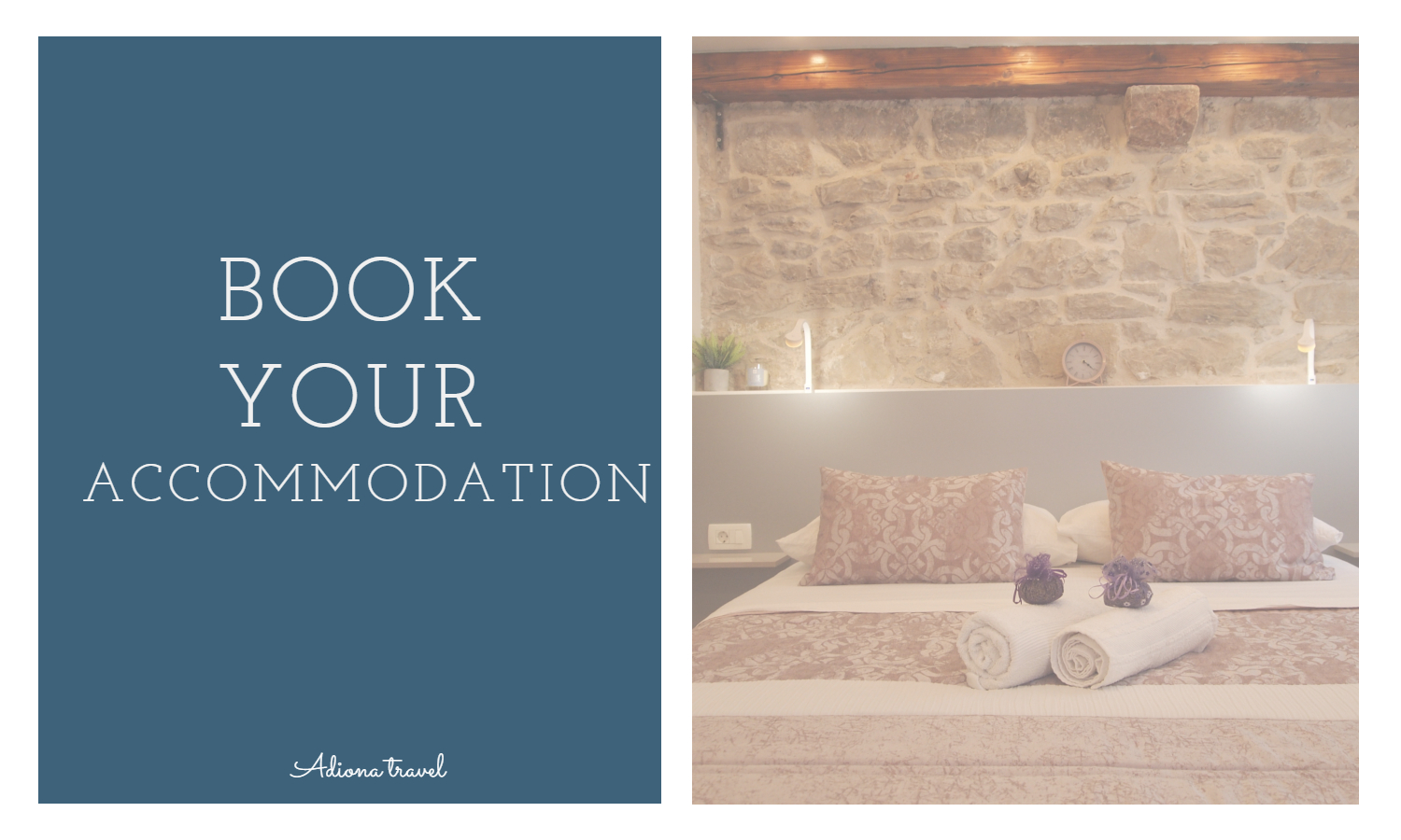 Book Your Accommodation
