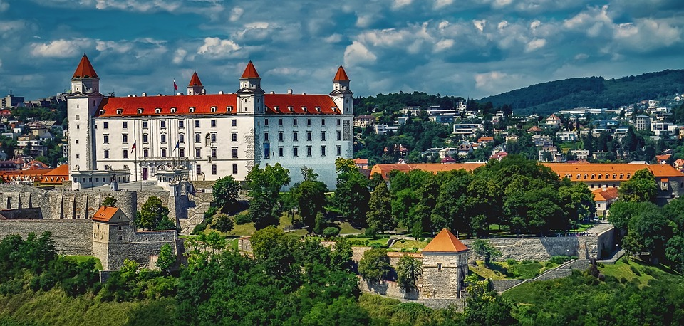 Putovanje Beč Bratislava iz Zagreba 2019