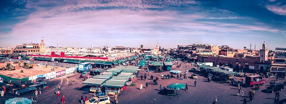 Putovanja kroz Kraljevske gradove Maroka 2019