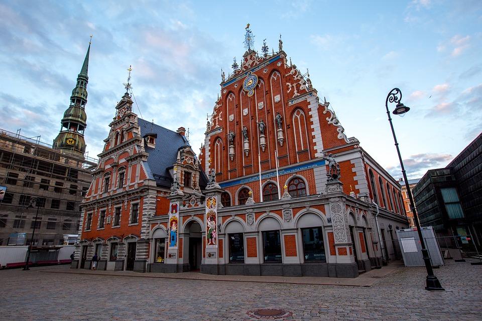 Putovanje Riga Latvija iz Zagreba 2019
