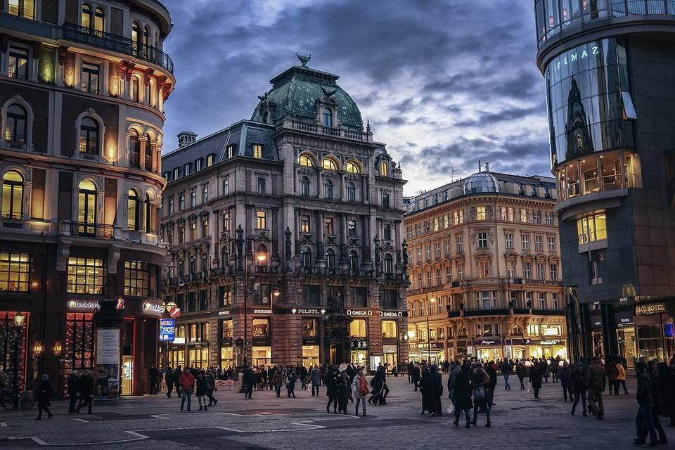 Beč Bratislava Budimpešta iz Zagreba 2019