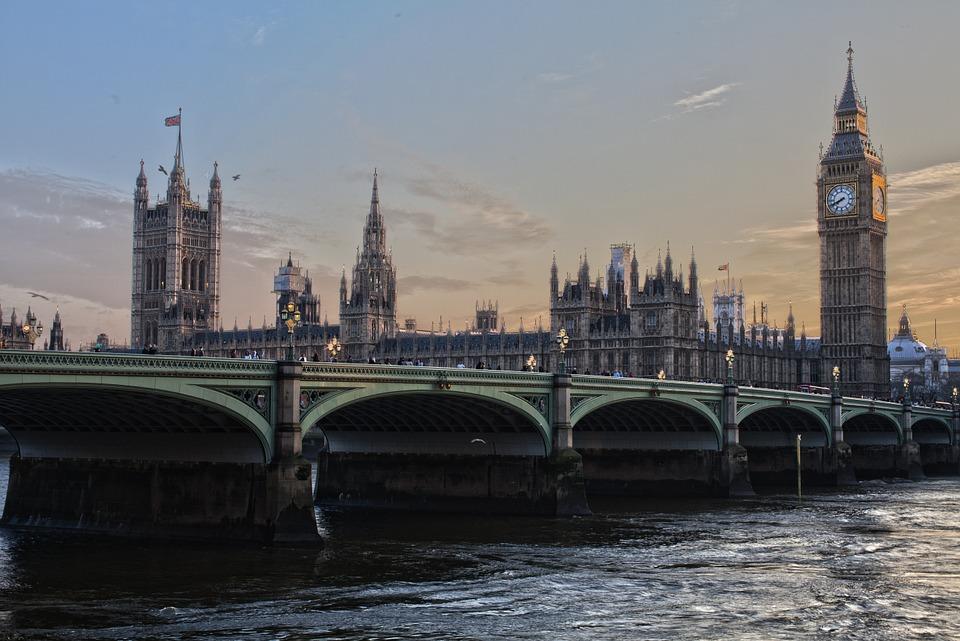Putovanje London iz Zagreba 2019