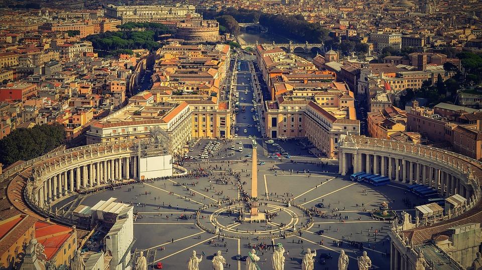 Putovanje Rim Vatikan iz Splita 2019
