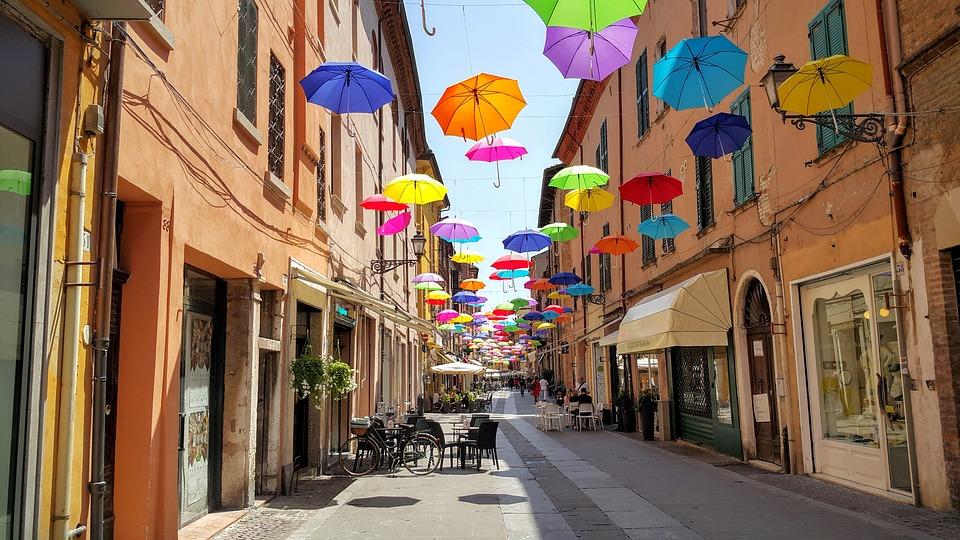 Putovanje San Marino Ravenna Ferrara Bologna iz Splita